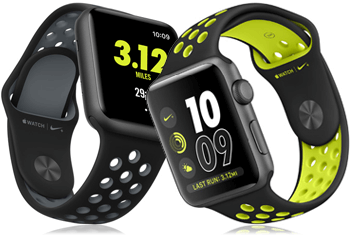 Apple Watch Series 2 GPS Tracking Technology