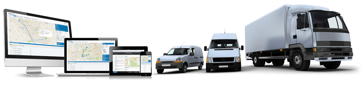 Real-Time Fleet Tracking Software