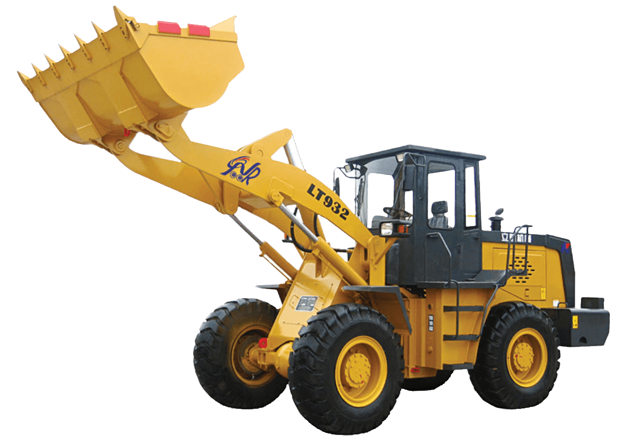 Heavy Equipment Tractor