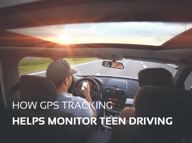 How GPS Tracking Helps Monitor Teen Driving