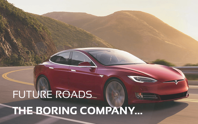 Tesla's New The Boring Company Update