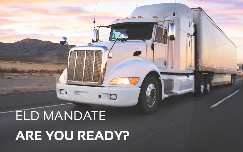 Are You Ready For The ELD Mandate
