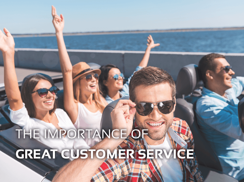 The Importance Of Great Customer Service