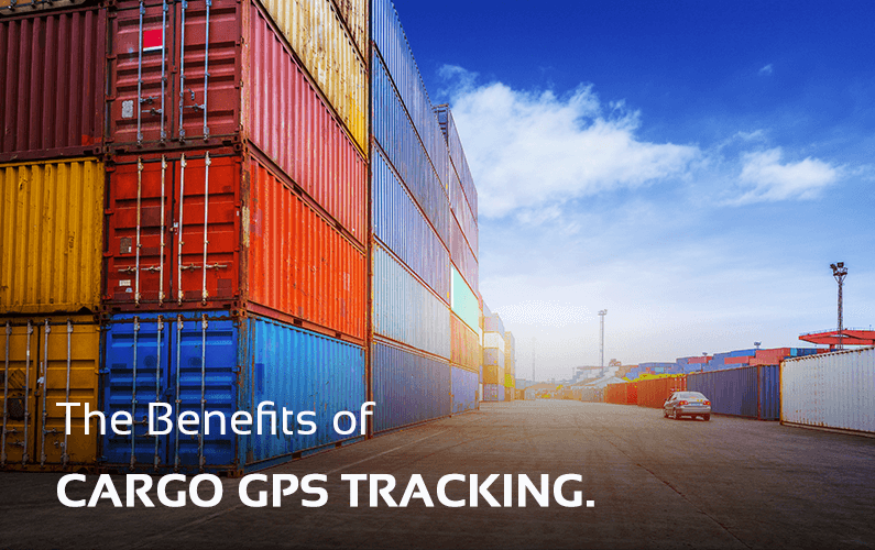 The Benefits of Cargo GPS Tracking