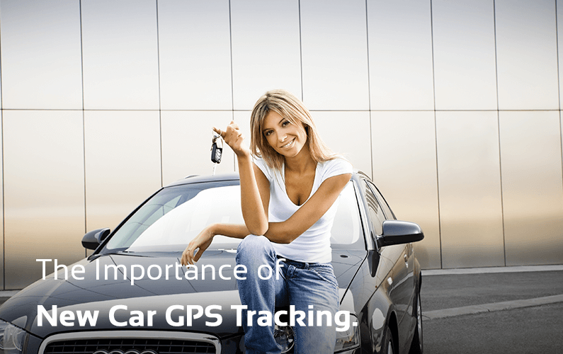 New Car GPS Tracking