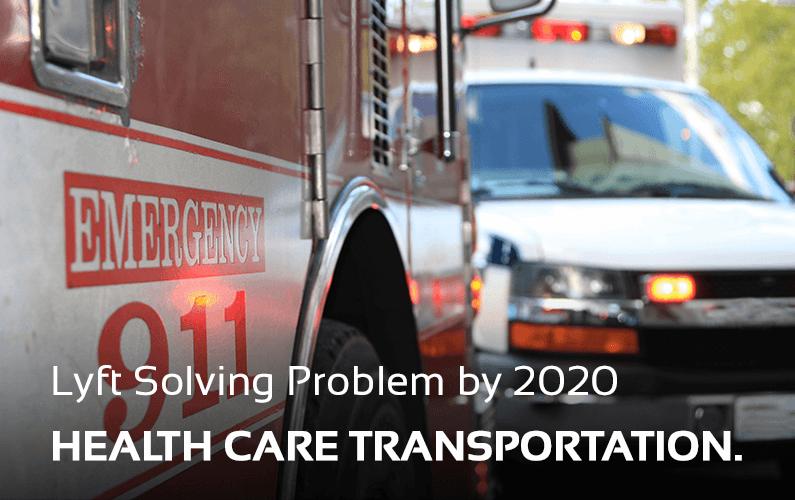 Lyft & Healthcare Transportation