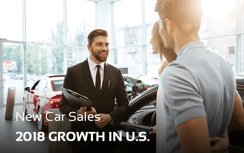 New Car Sales 2018