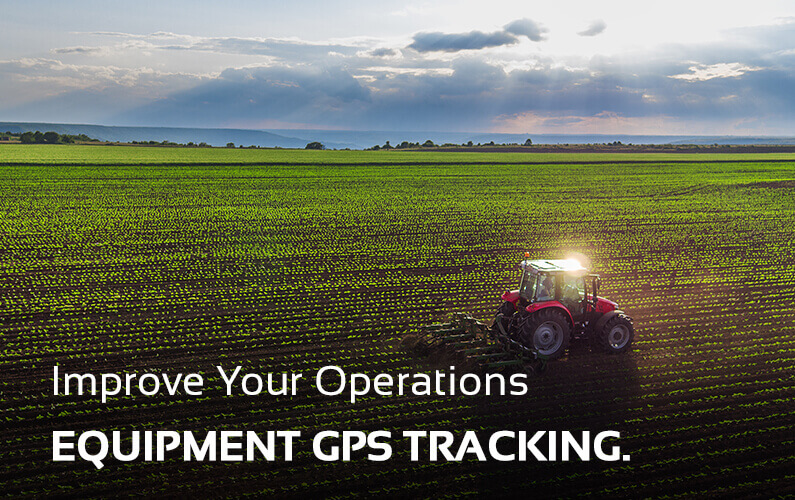 Farm Equipment GPS Tracking