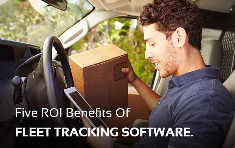 Benefits of Fleet Tracking Sofware