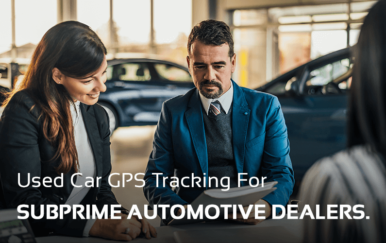 GPS Tracking for Subprime Automotive Lenders