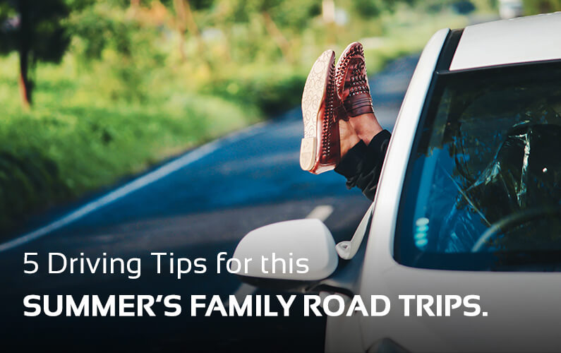 Tips For Family Road Trips