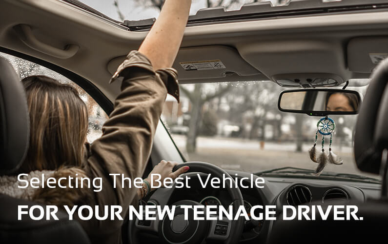 Best Vehicle For Teenage Drivers