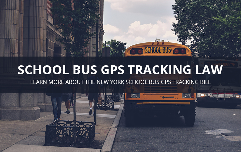 New York School Bus GPS Tracking Bill