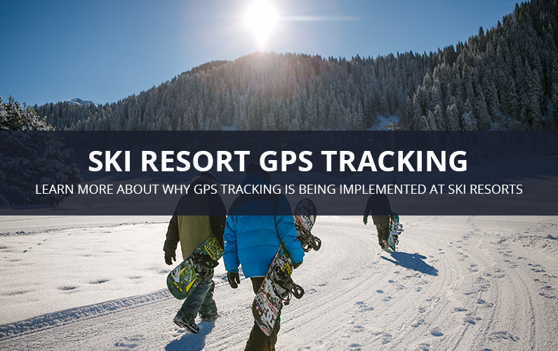 Ski Resort GPS Tracking Services
