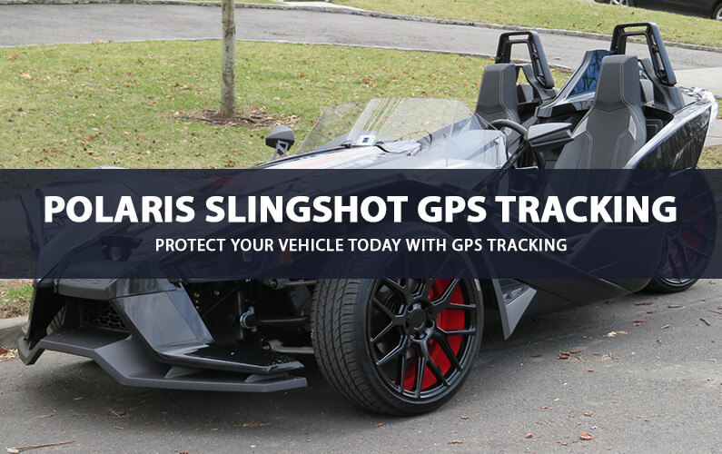 Polaris Slingshot GPS Tracking Device