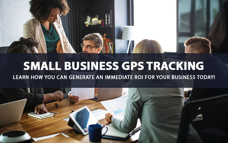 Small Business GPS Tracking Services