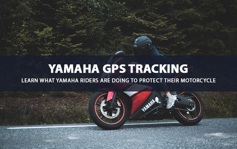 Yamaha Motorcycle GPS Tracking Devices
