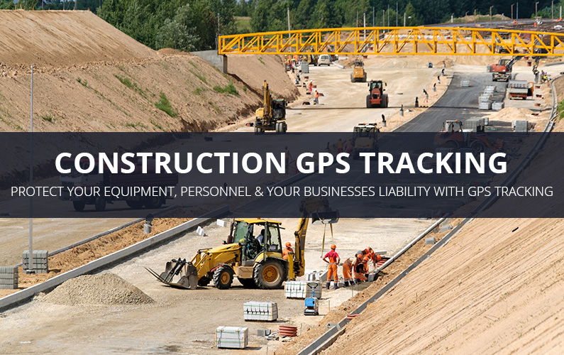 Construction Equipment Gps Tracking Devices Gps Leaders