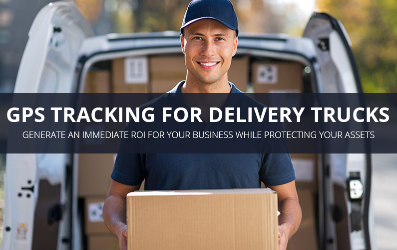 GPS Tracking For Delivery Trucks