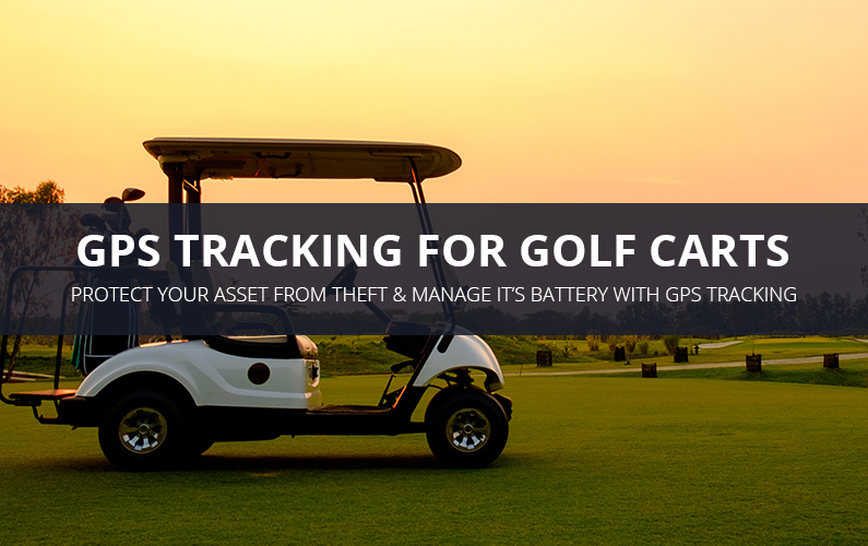 GPS Tracking For Golf Carts