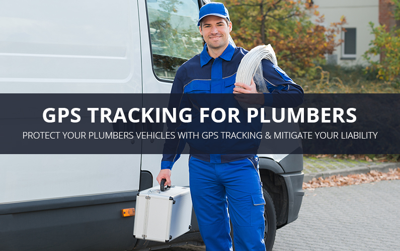 GPS Tracking For Plumber Vehicles