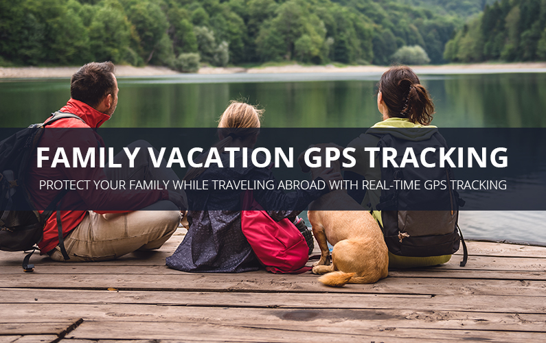 Using GPS Tracking On Family Vacations