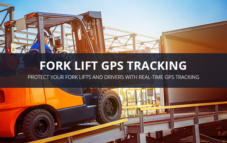 Forklift GPS Tracking Benefits