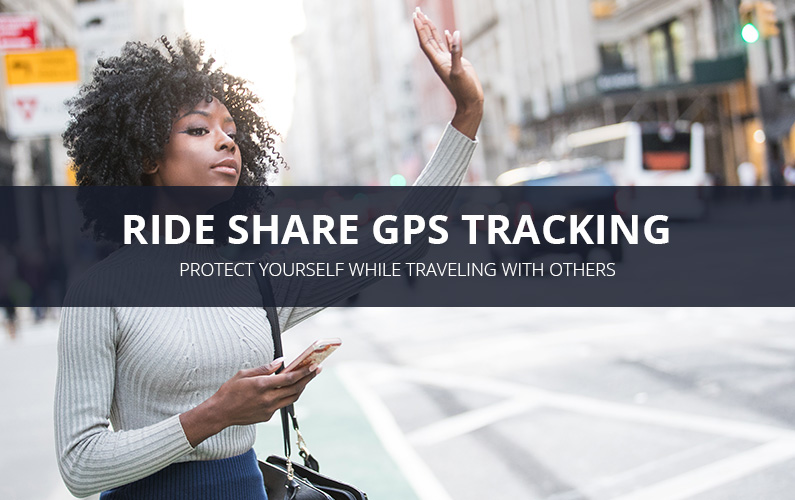 Ride Share GPS Tracking Services