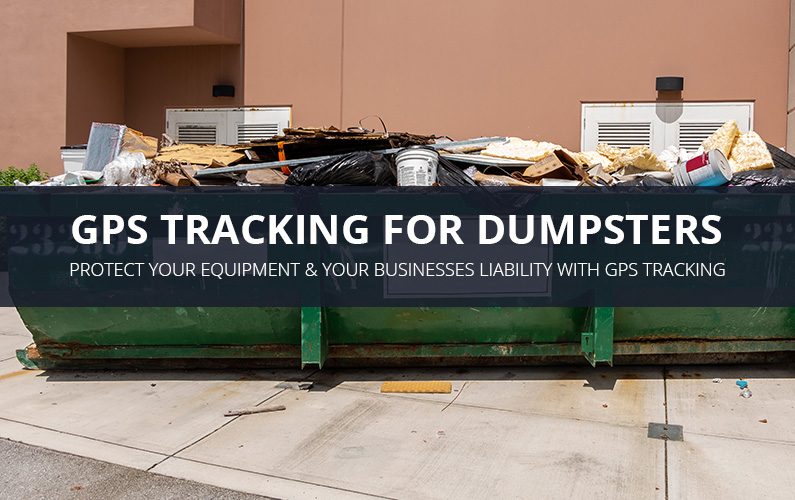Commercial Dumpster GPS Tracking Services