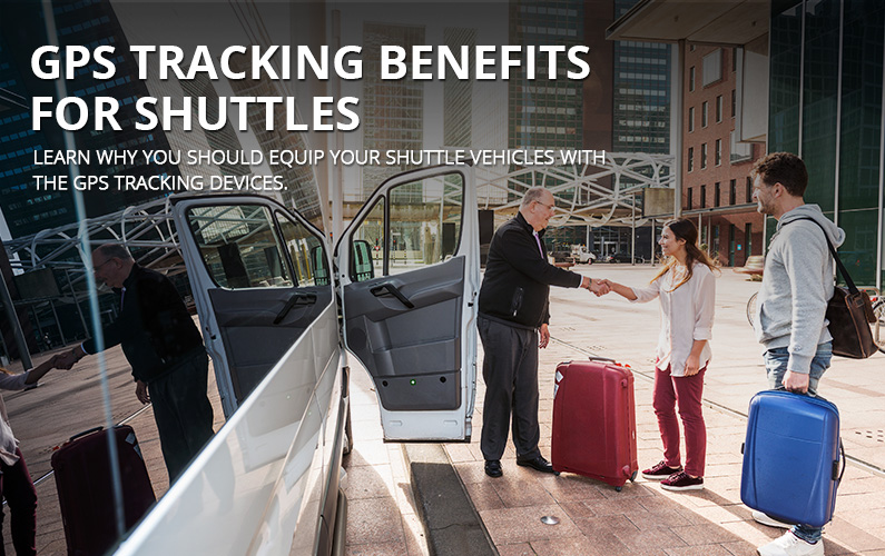 Benefits of GPS Tracking for Shuttles