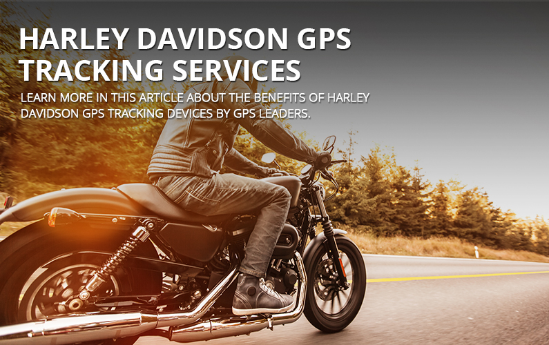 Harley Davidson GPS Tracking Devices
