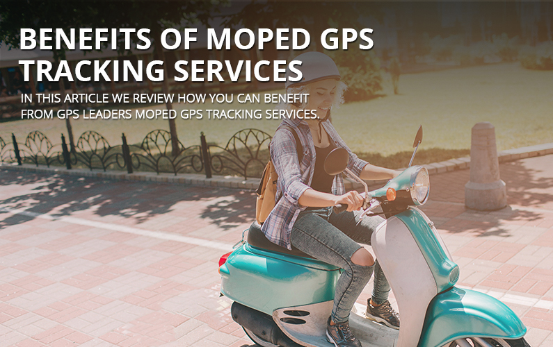 Moped GPS Tracking Services