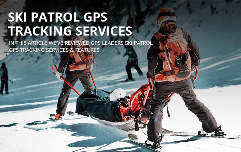 Ski Patrol GPS Tracking Services
