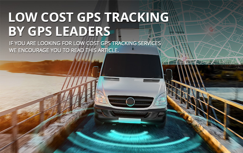 Low Cost GPS Tracking Services