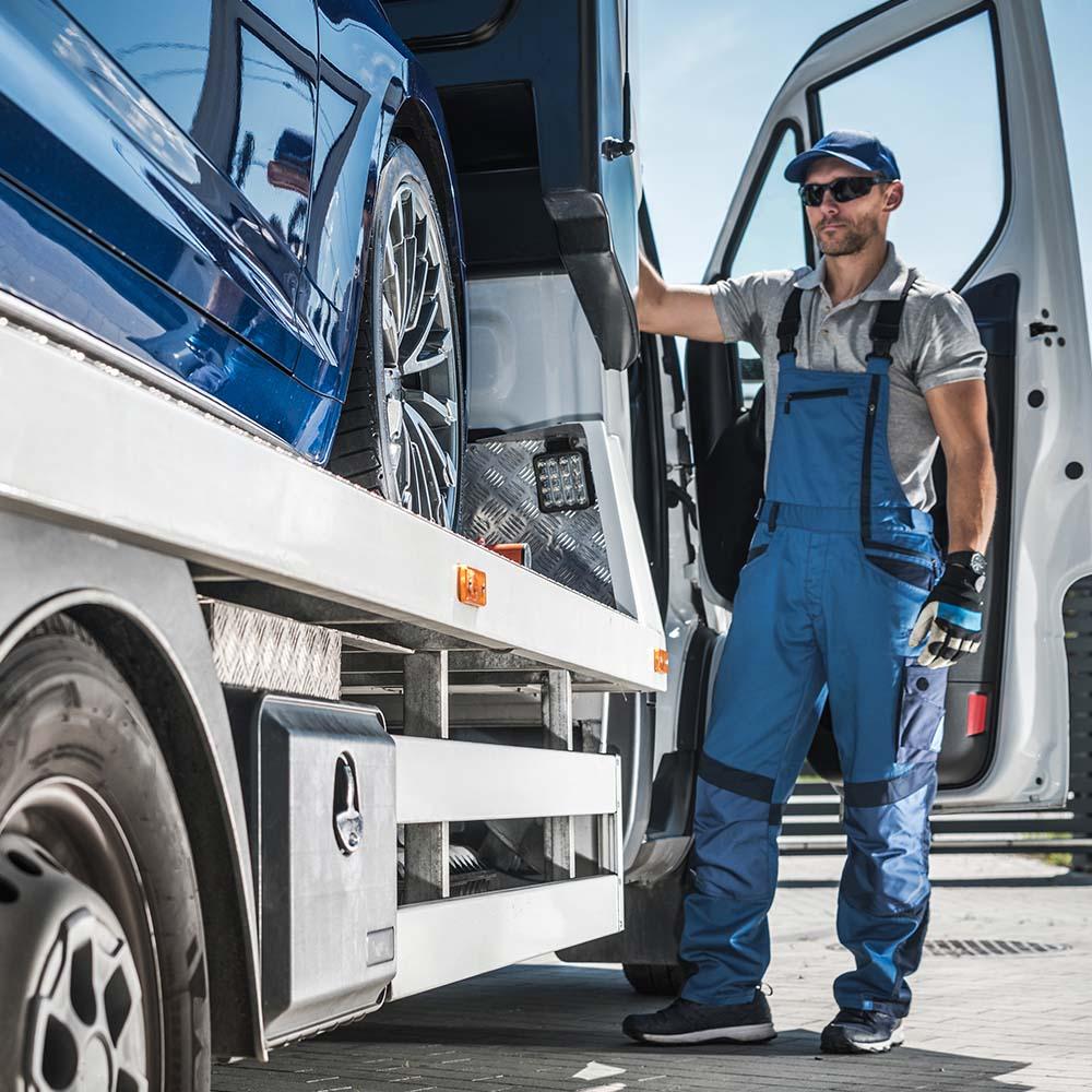 Repo Truck Driver