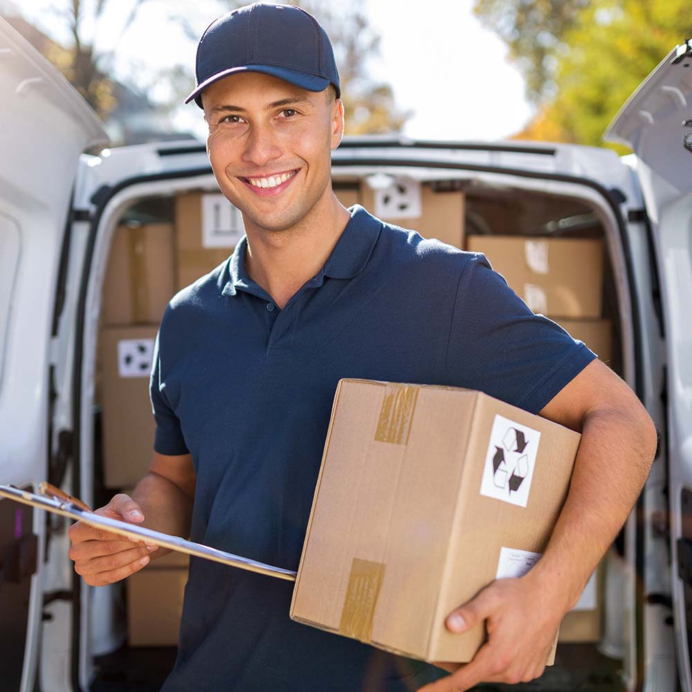 Fleet Delivery Driver